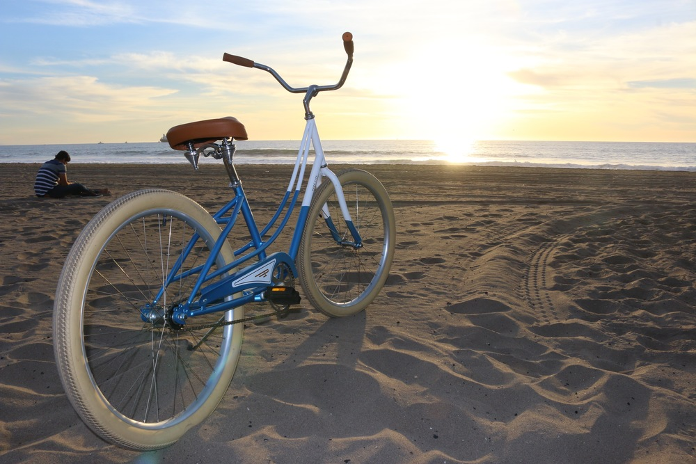 pure city beach cruiser