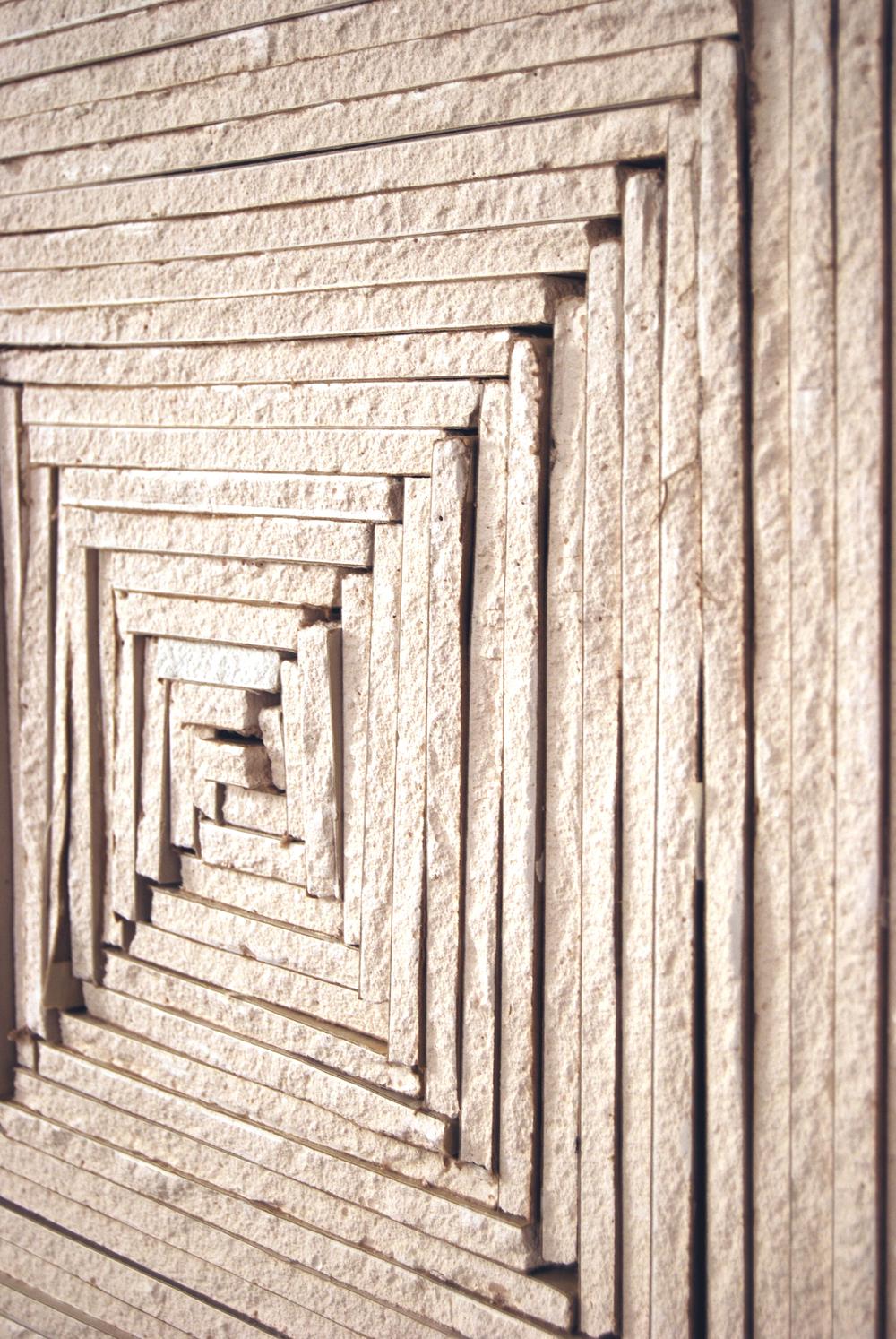 Ziggurat detail