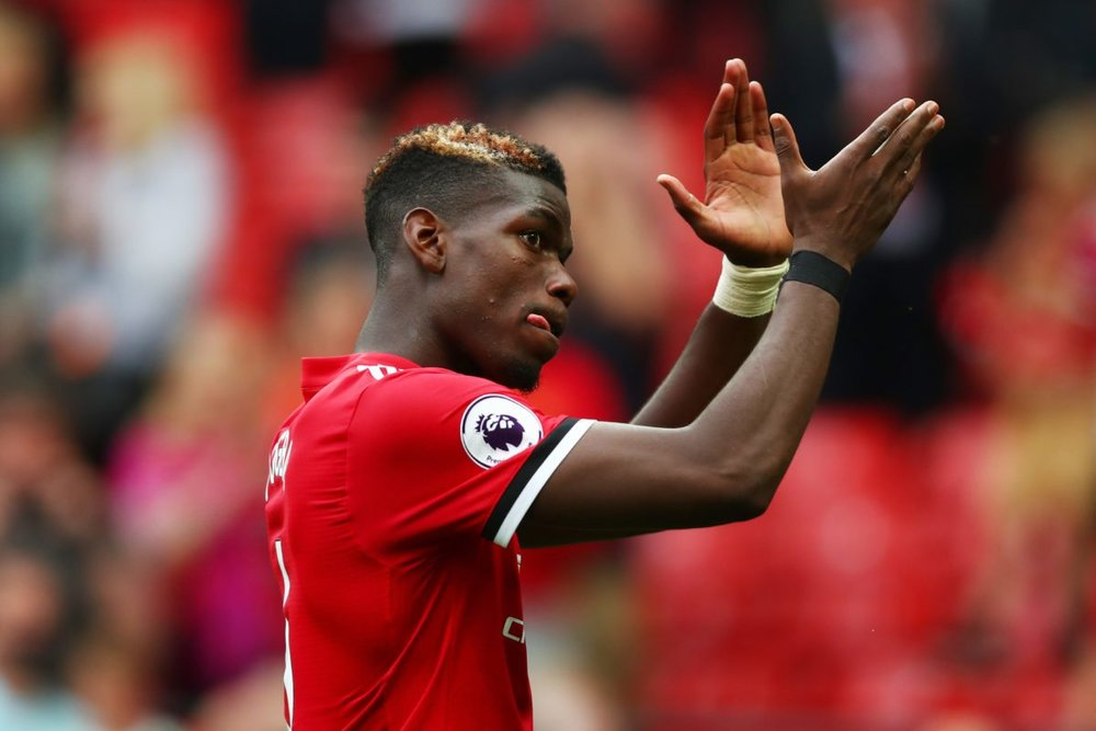 Paul Pogba (Photo by Dan Istitene/Getty Images)