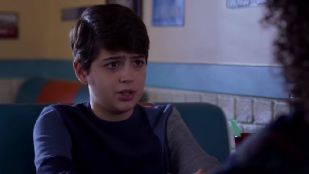 Cyrus from Disney Channel's Andi Mack. Credit: Attitude.co.uk