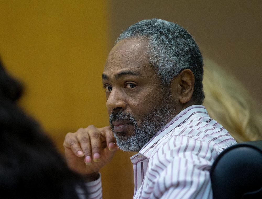 Martin Blackwell during his trial in Atlanta. CreditJohn Bazemore/Associated Press