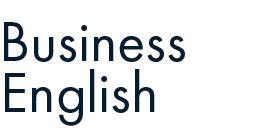 Business English Thousand Oaks