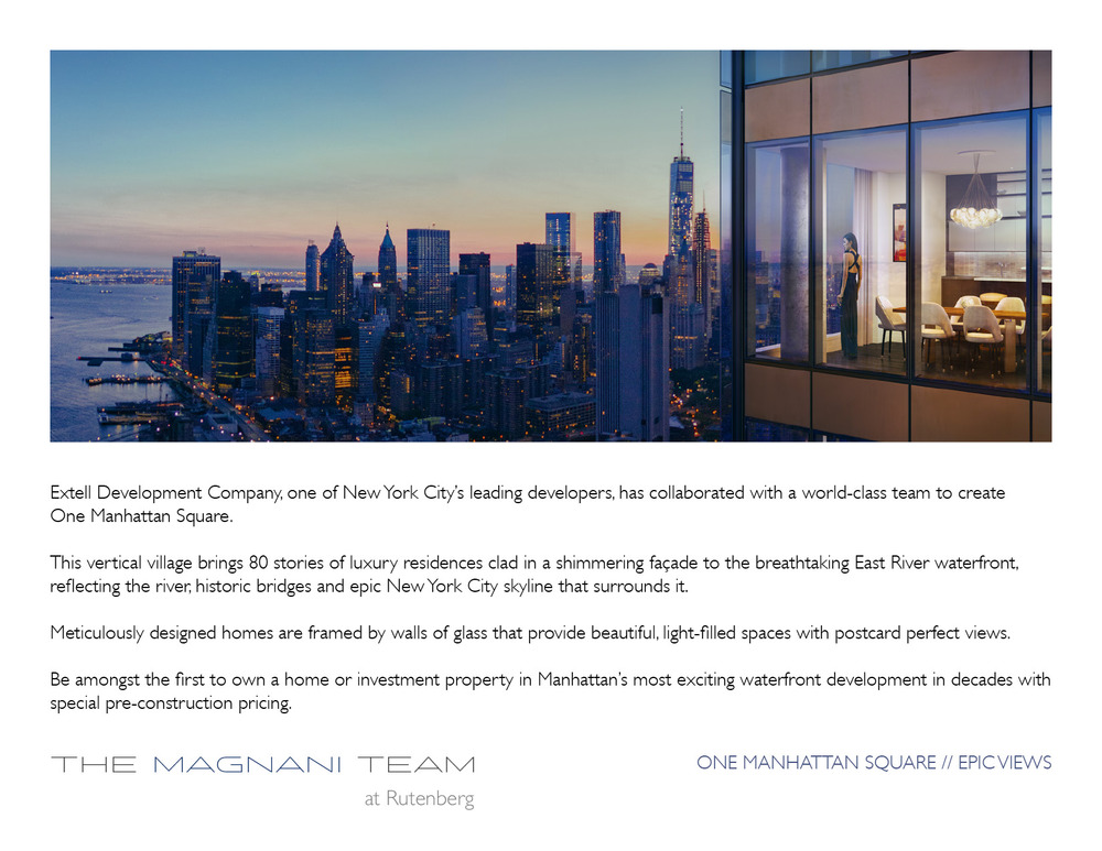 The Magnani Team - One Manhattan Square2.jpg