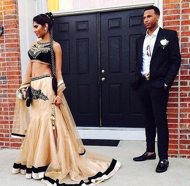 Credit for all prom pictures: @slayedproms (IG)