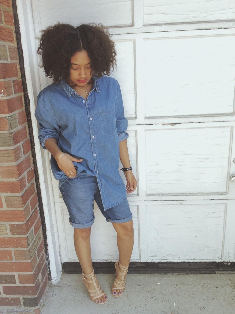 Shorts: H&M