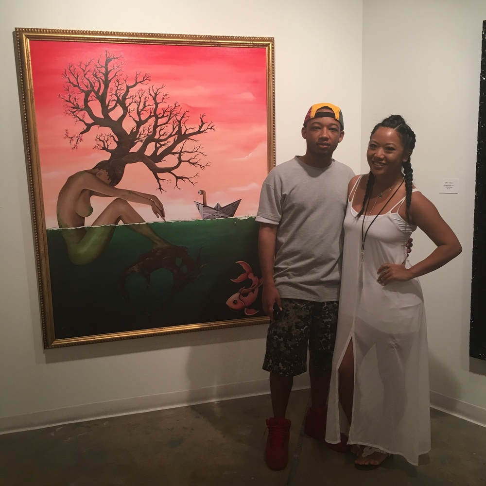 LaVan & Sue Tsai.