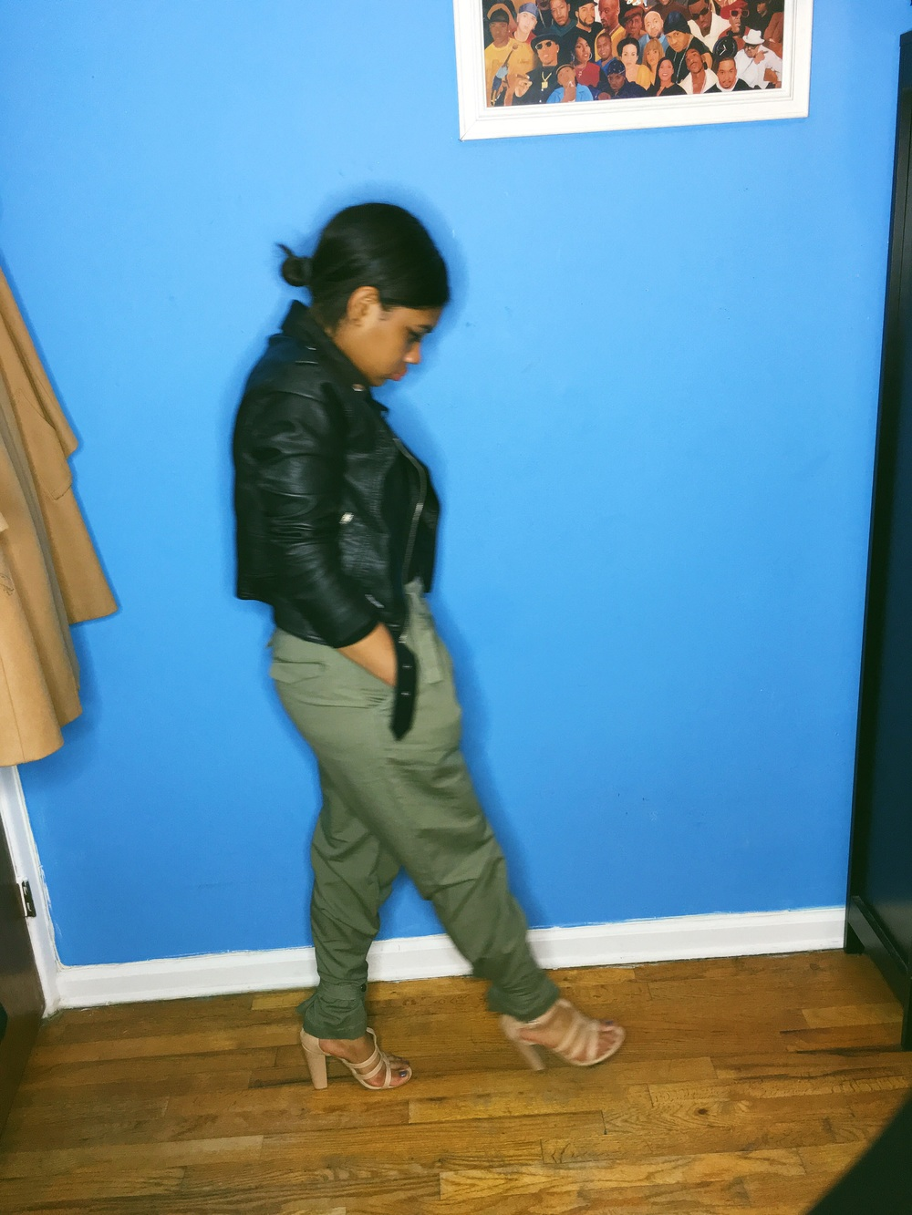 Jacket: H&M