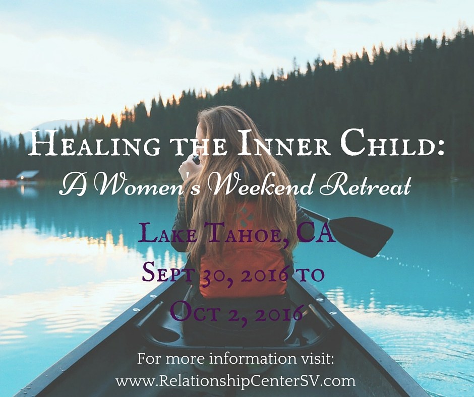 Healing the Inner Child: A Women's Weekend Retreat — Center