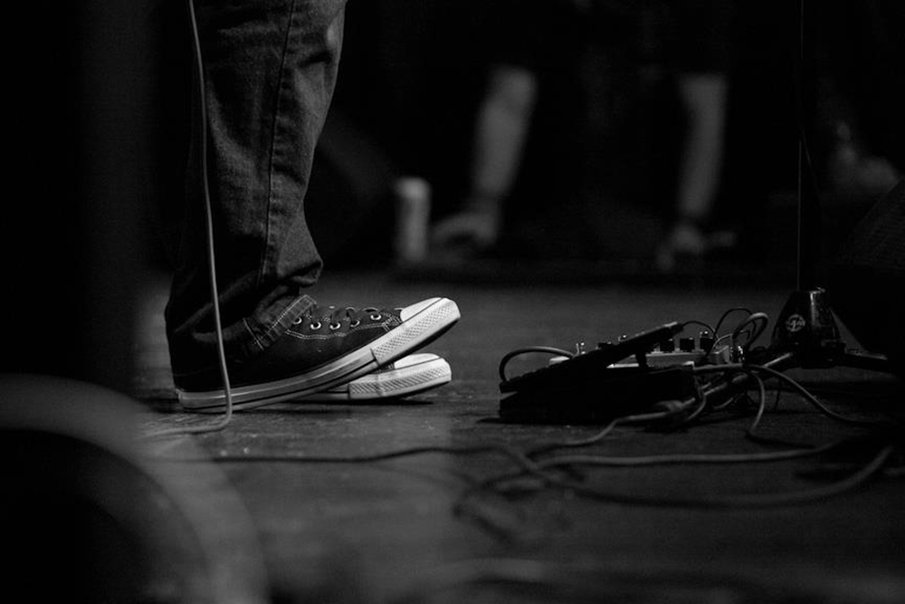 David Bazan's Sneakers