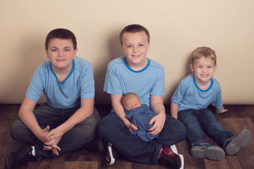 Jennifer's sons