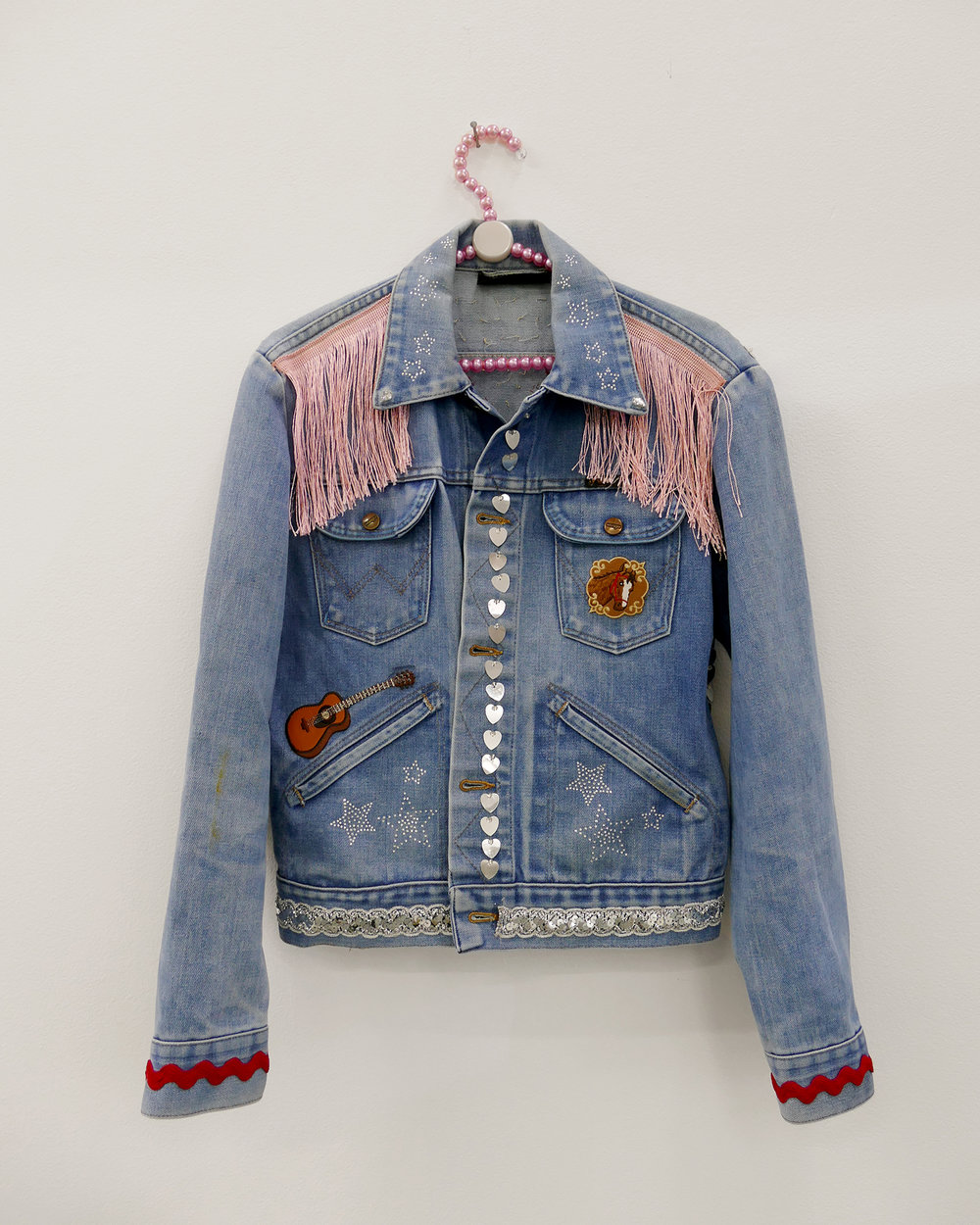 Denim Jacket (front)