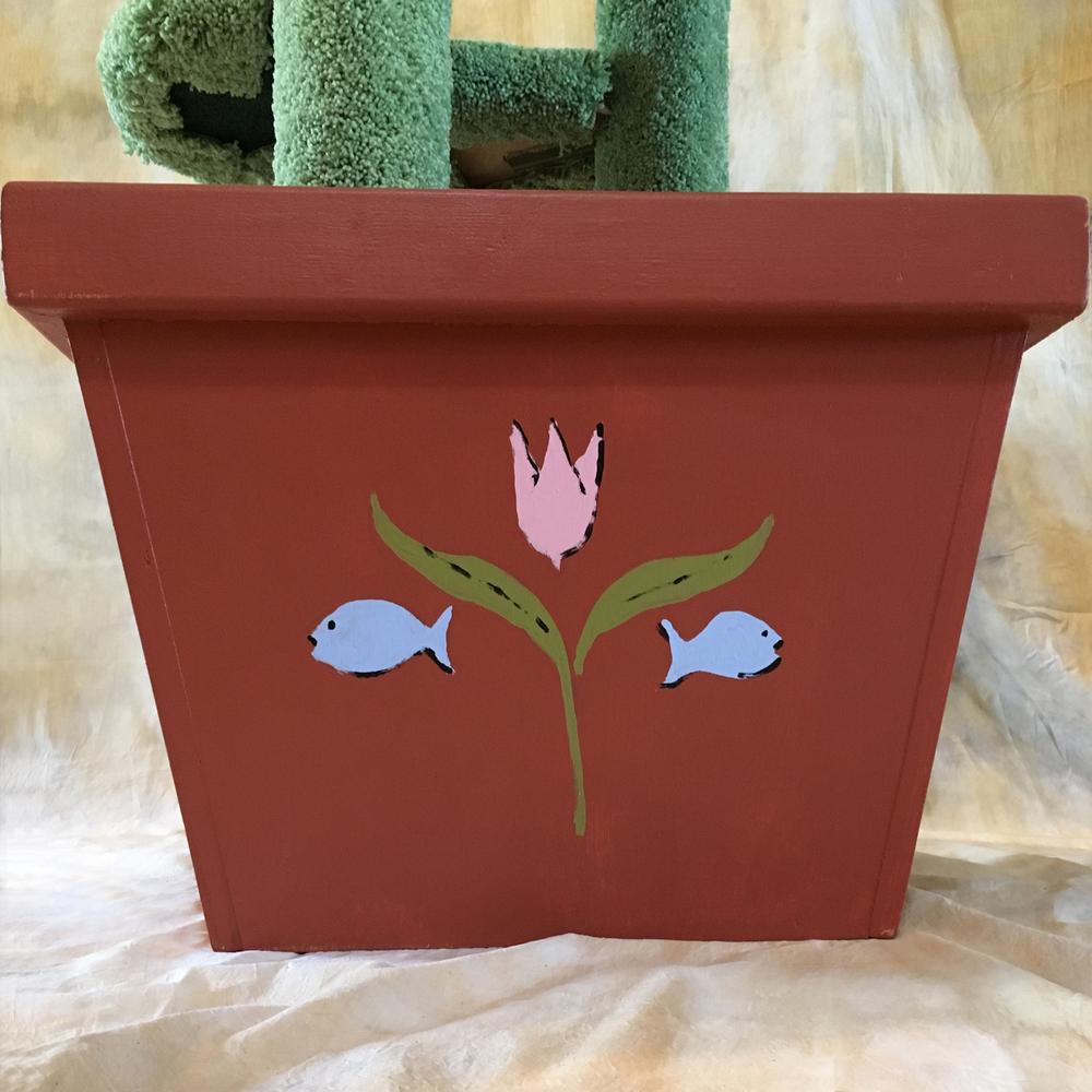 Pink Daisy Pot 004.jpg
