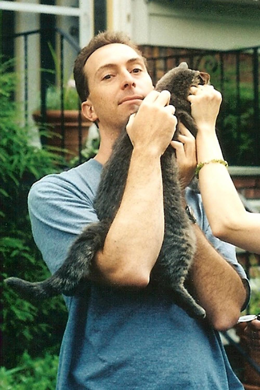 Me and Slinky, circa 1996