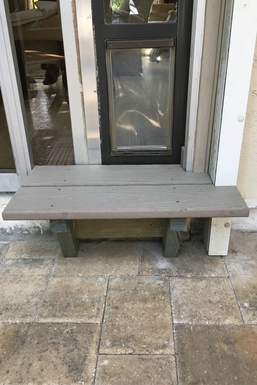 Kitty porch