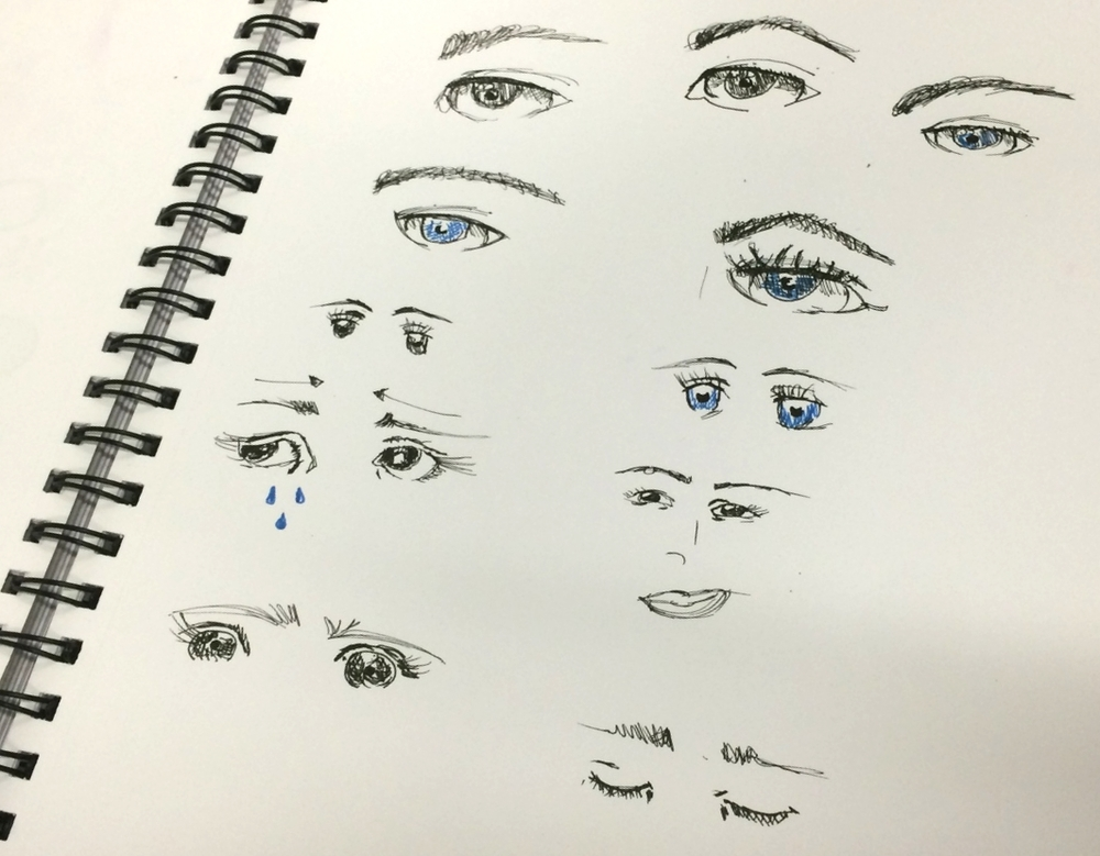 Pen Eyes