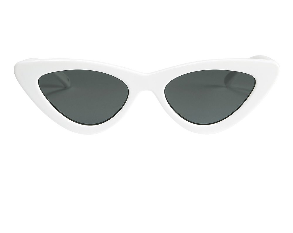 Le Specs X Adam Selman - The Last Lolita Sunglasses$118 - AT INTERMIX