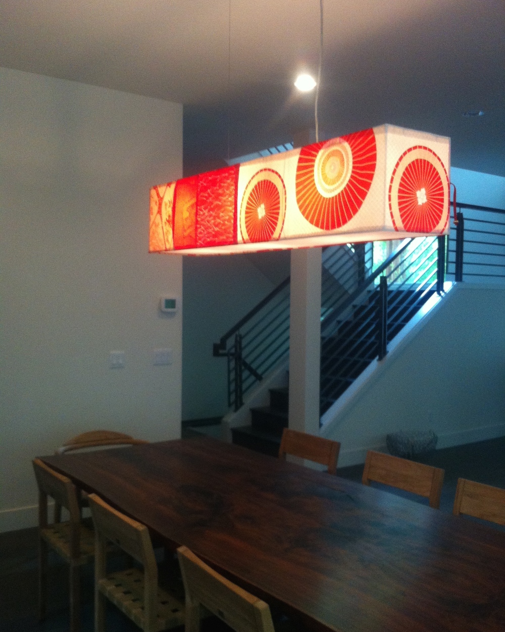 """Kimono Lamp"" / Residence"