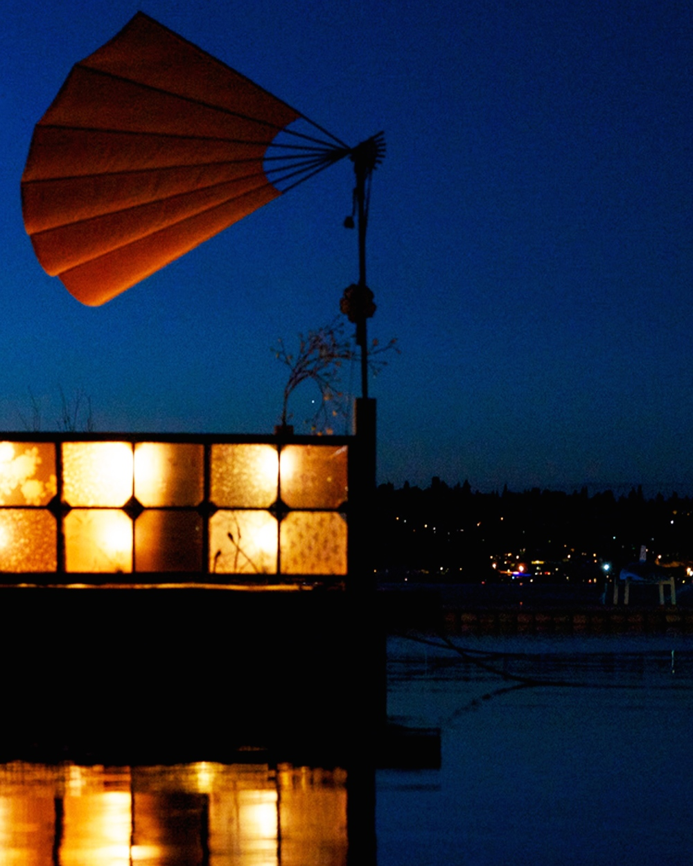"""Furyu"" Floating Teahouse / Seattle City Artist Project 2014"