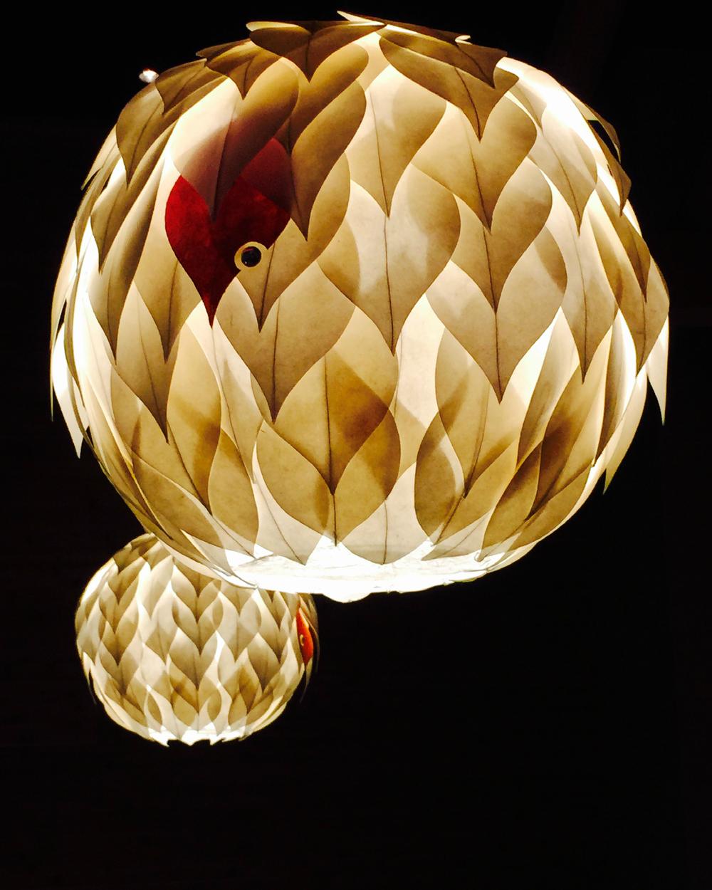 Leaves Light (Girin)