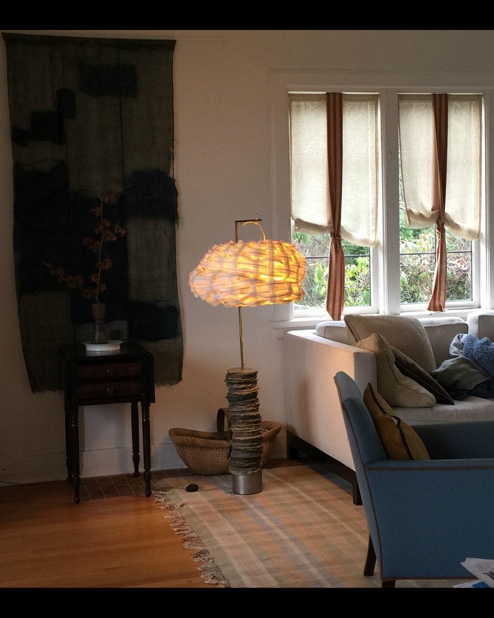 """Hana""lampshade/ Residence"