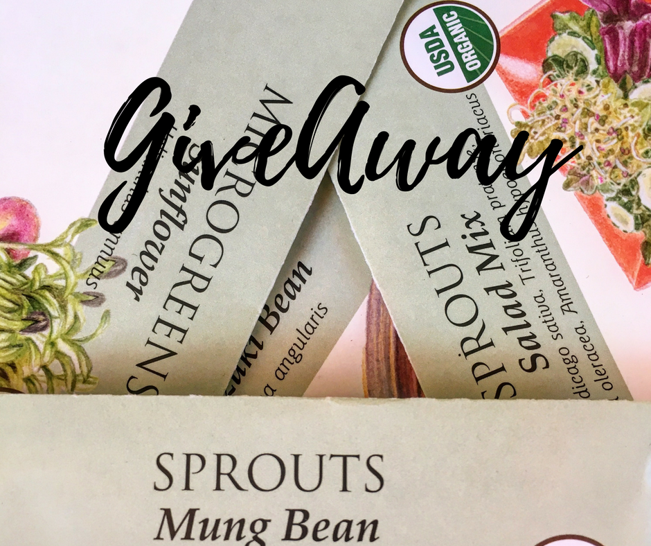 seed sprouter giveaway