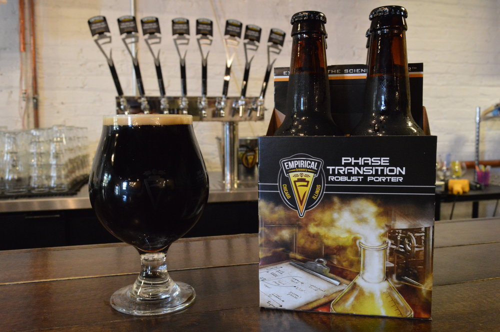 Phase Transition Robust Porter
