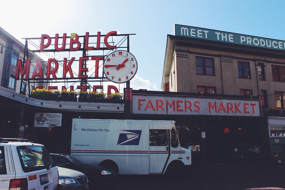 Public Market Center, Seattle, WA