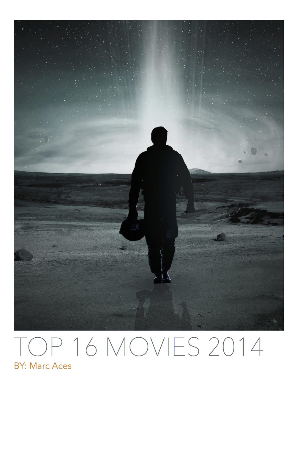 Top 16 Movies of 2014