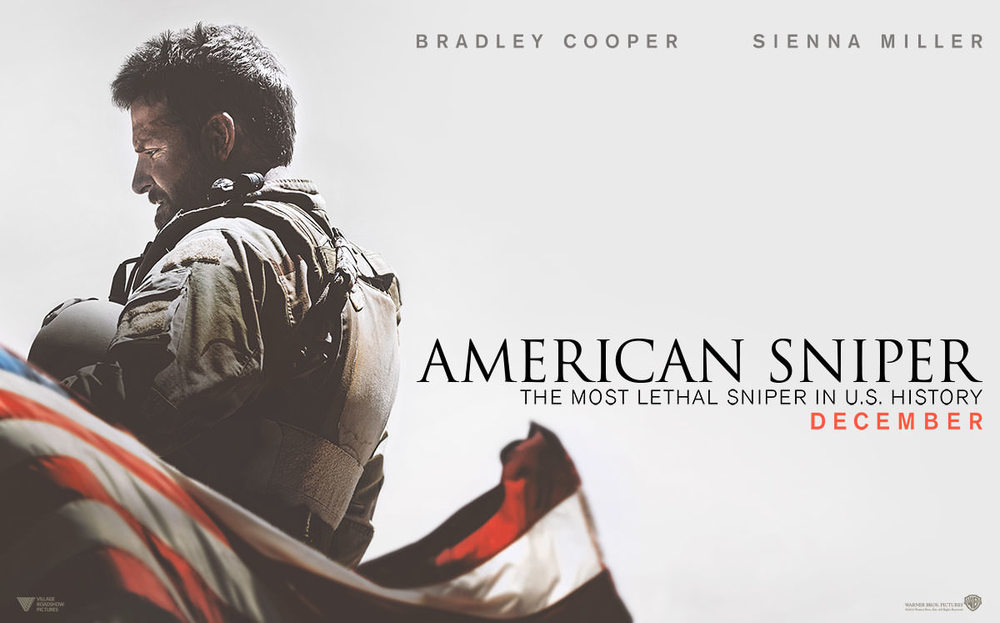 #10 American Sniper