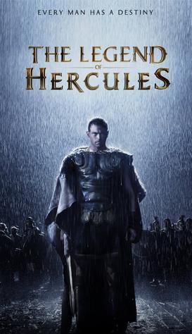 #12 The Legend of Hercules