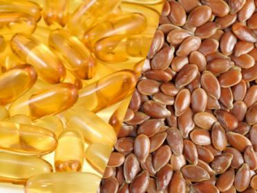 Fish oil vs Flax seed