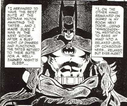 If Batman meditates, you should probably meditate.