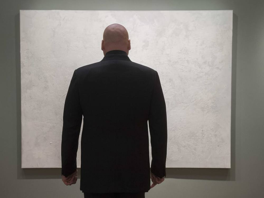 Vincent D'Onofrio as Wilson Fisk aka Kingpin