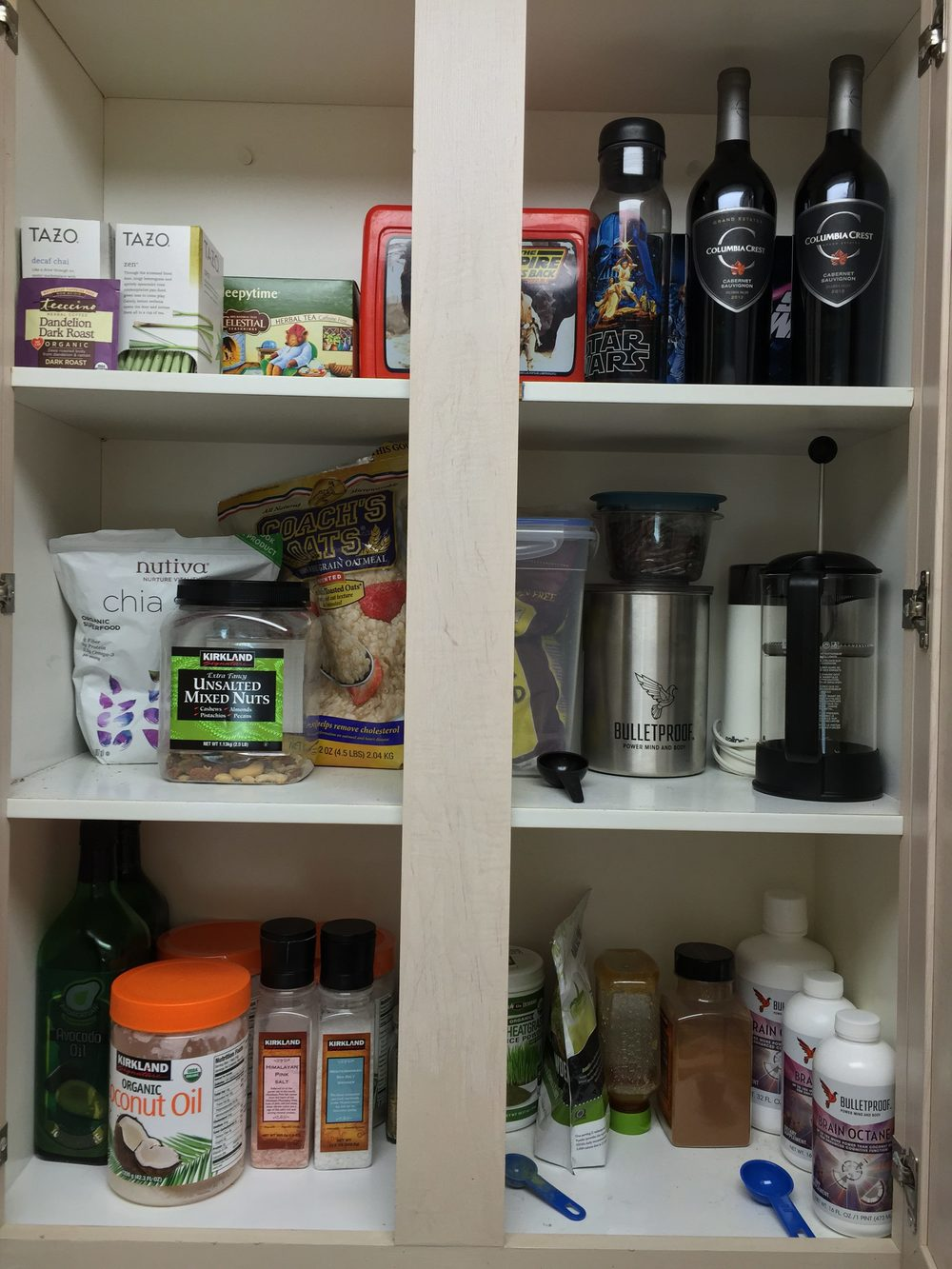 "The ""Pantry"""
