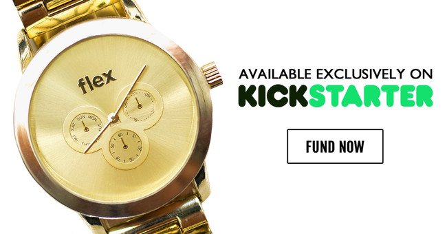 Flex Kickstarter