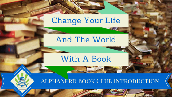 AlphaNerd Book Club Intro