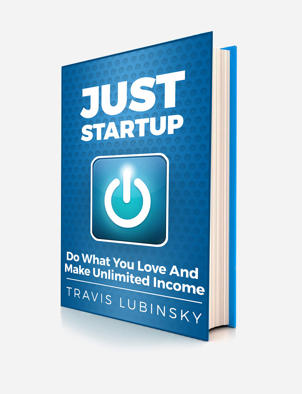 Just Startup Book cover