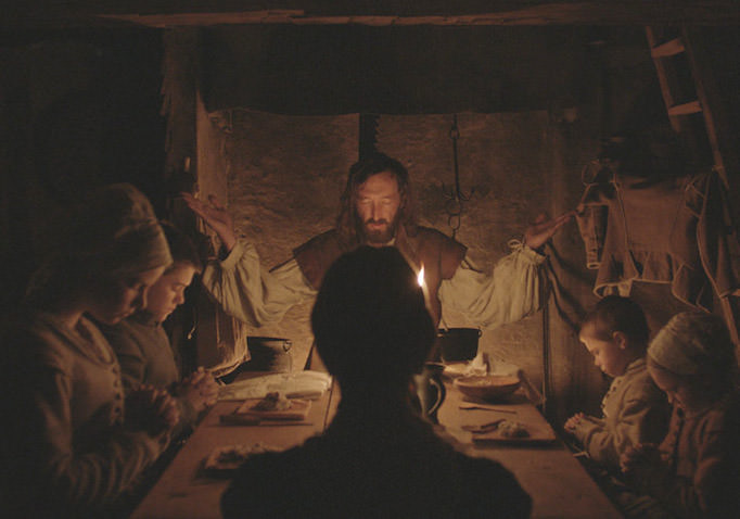 The Witch family dinner