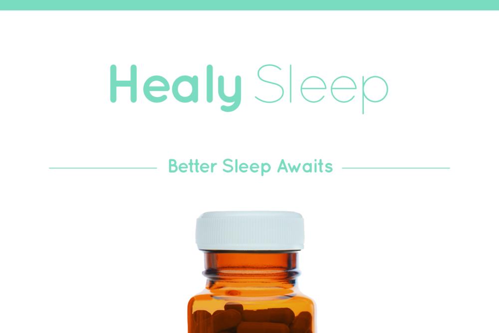 Healy Sleep supplement