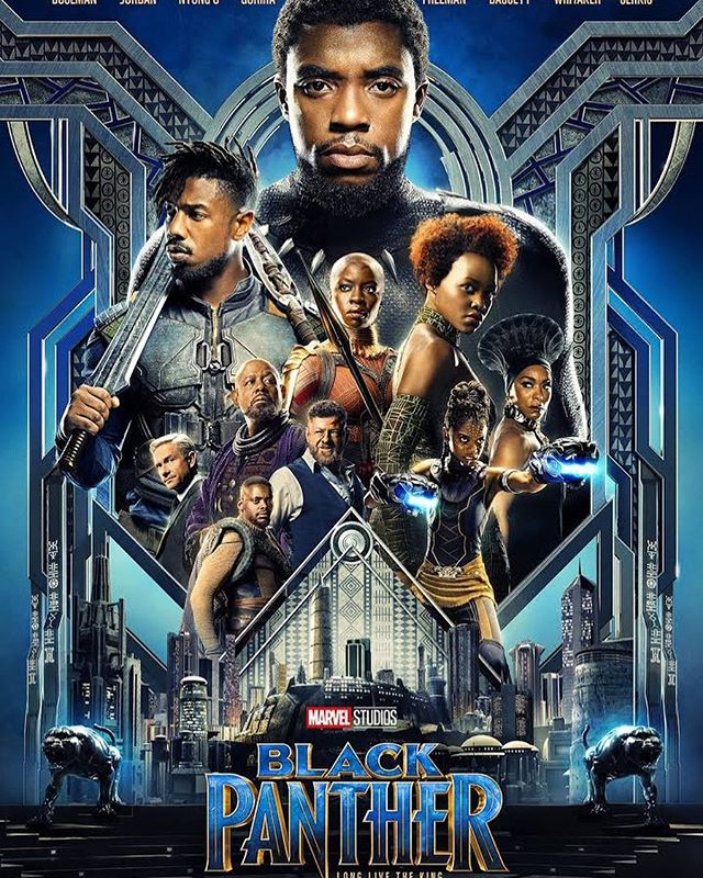 The new @marvel film @blackpanther hits theaters this weekend! Check out the review on www.alphanerd.co