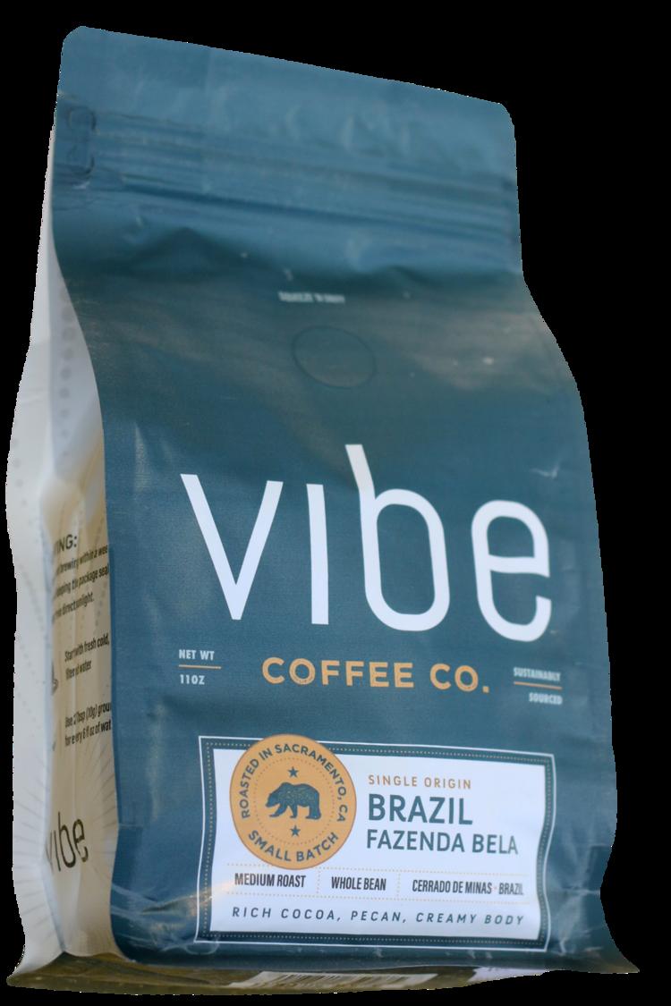 Vibe coffee Brazil