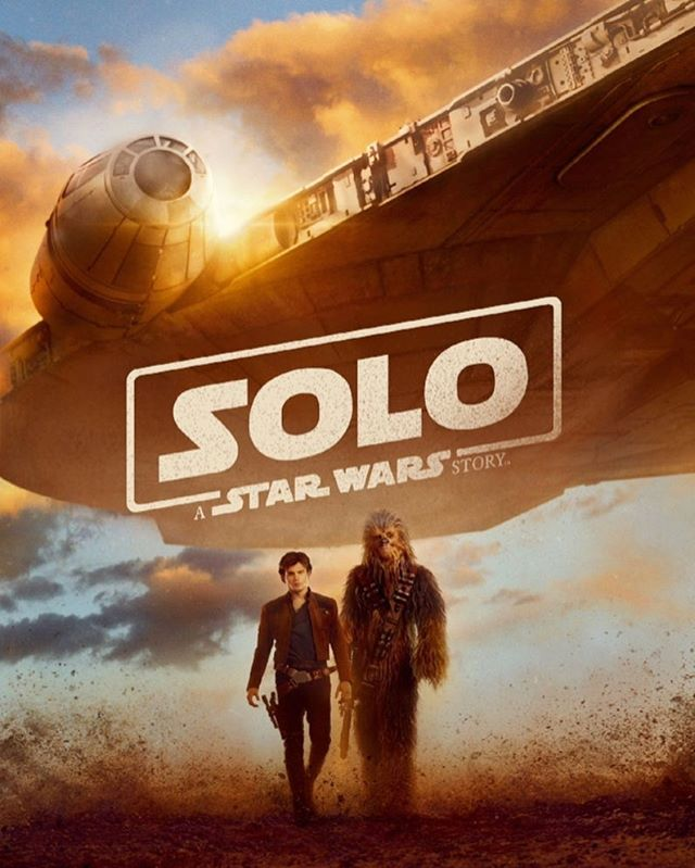 SOLO review now up on www.AlphaNerd.co 🎬