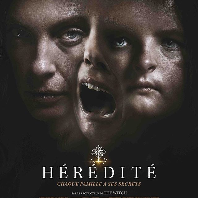 Is #Hereditary worth the hype? Find out in the new review from Marc at www.AlphaNerd.co
