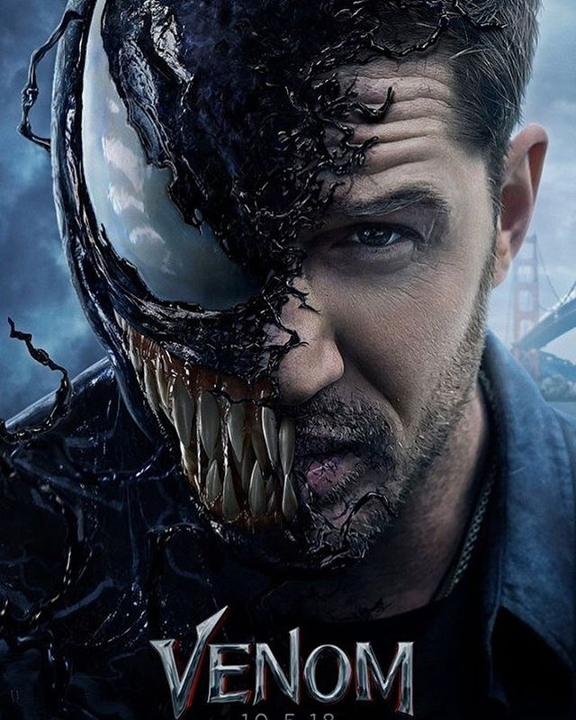"""The world has enough superheroes""...but does it need Venom? Read Marc's review at www.AlphaNerd.co and find out."