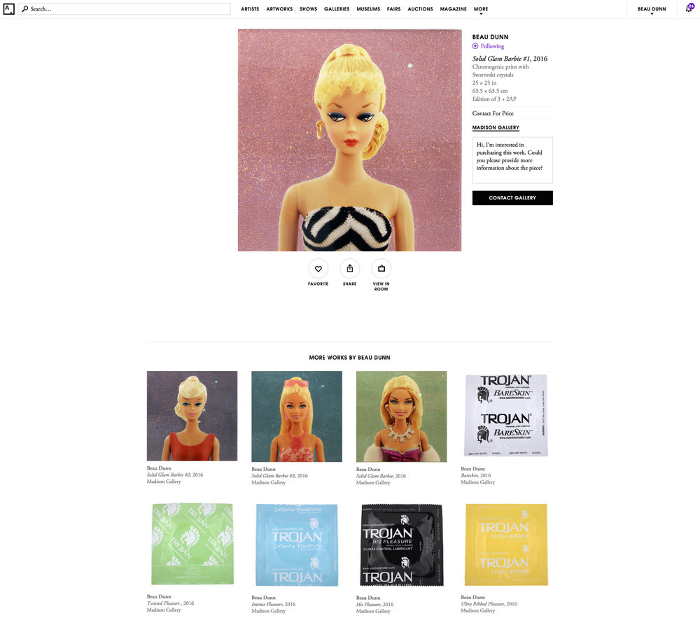 Beau+Dunn+|+Solid+Glam+Barbie+#1+(2016),+Available+for+Sale+|+Artsy+().jpg