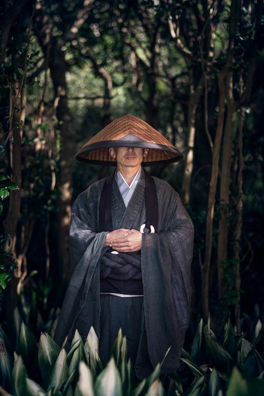 僧侶 || Anthony Wood ©2014