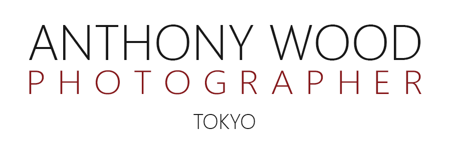Anthony Wood | Tokyo Headshot and Portrait Photographer