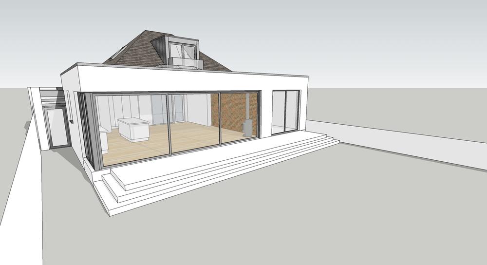 Woodhall Terrace