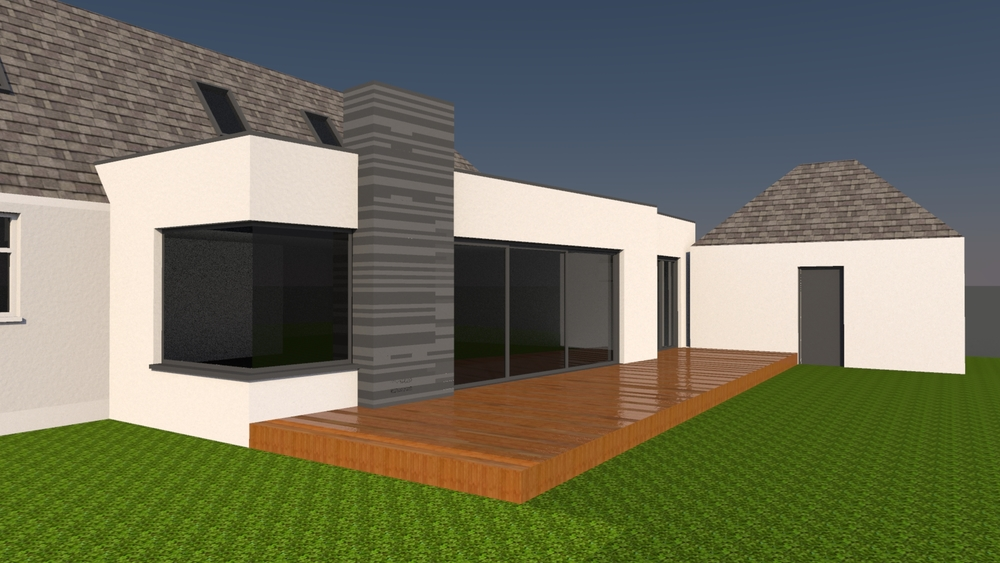 house extension edinburgh