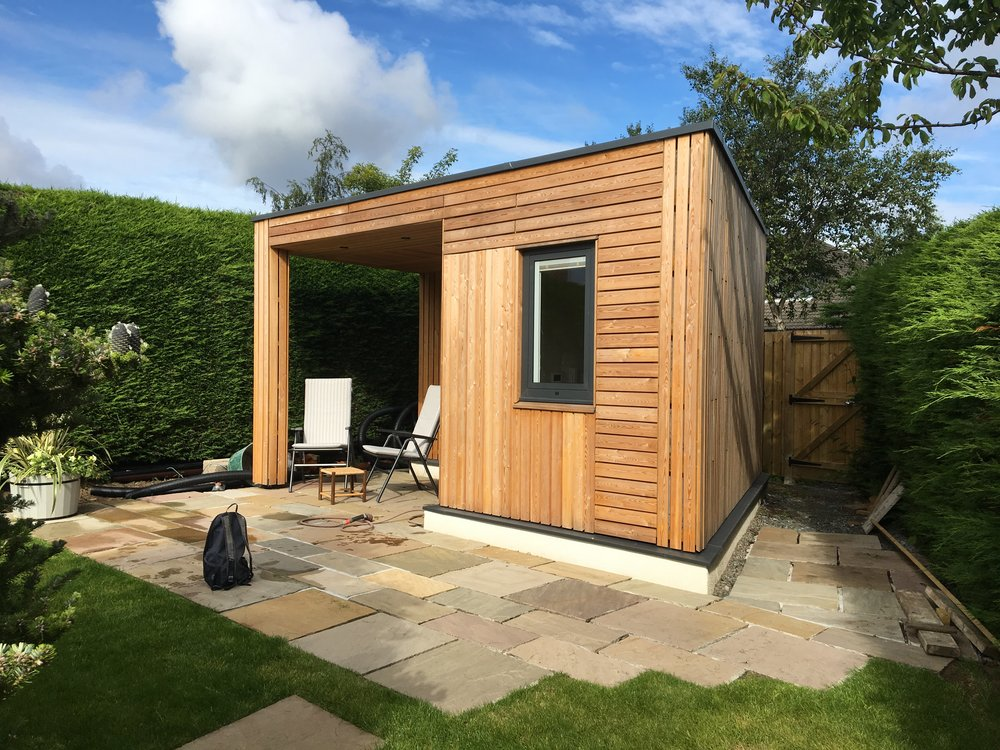 Craiglockhart Garden Room